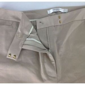 0006972baf7 Liz Claiborne Pants - NWT Plus Size Career Khaki Capri